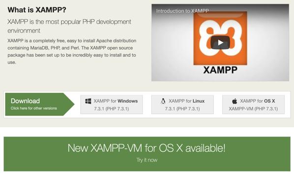 Xampp-vm